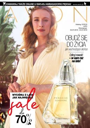 Katalog Avon 11/2019 - Lato wpełni (25.07.2019-15.08.2019)